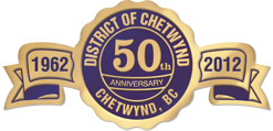 District of Chetwynd - 50th Anniversary - 1962-2012