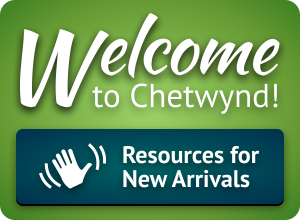 Welcome to Chetwynd! Resources for New Arrivals
